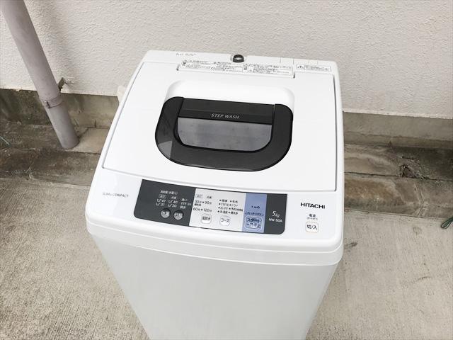 ステップウォッシュ全自動洗濯機