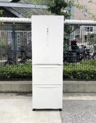 パナソニックノンフロン3ドア冷凍冷蔵庫