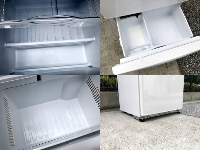 パナソニックノンフロン3ドア冷凍冷蔵庫詳細画像7
