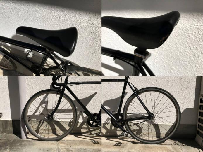 FUJIのFEATHERシングルスピードバイク詳細画像4