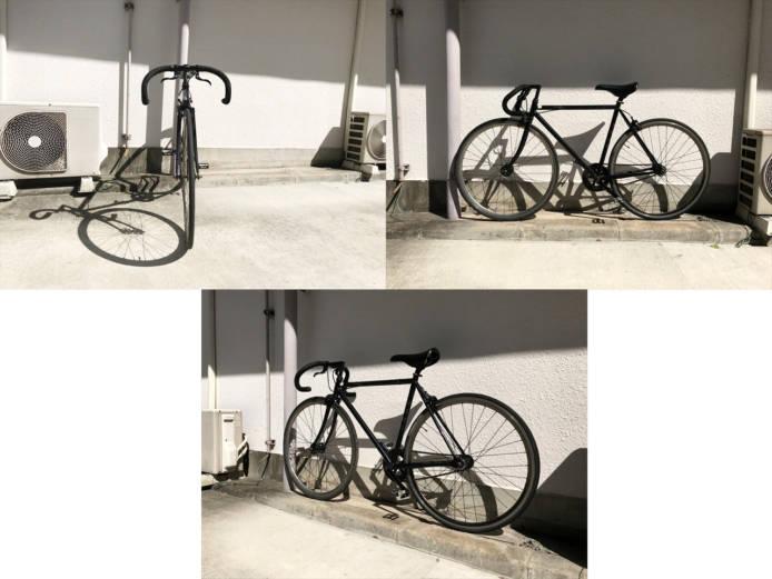 FUJIのFEATHERシングルスピードバイク詳細画像6