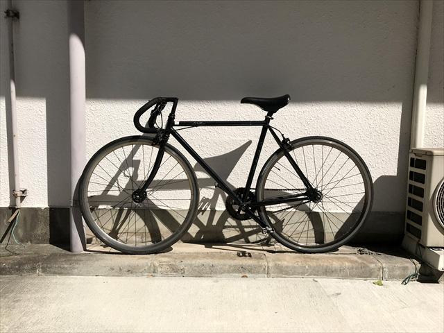 FEATHERシングルスピードバイク