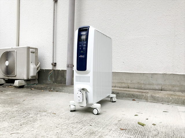 デロンギドラゴンデジタルスマートオイルヒーター