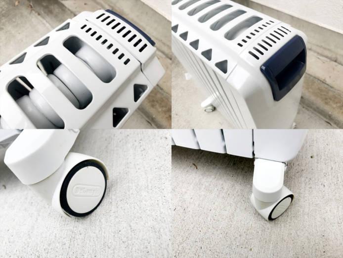 デロンギドラゴンデジタルスマートオイルヒーター詳細画像2