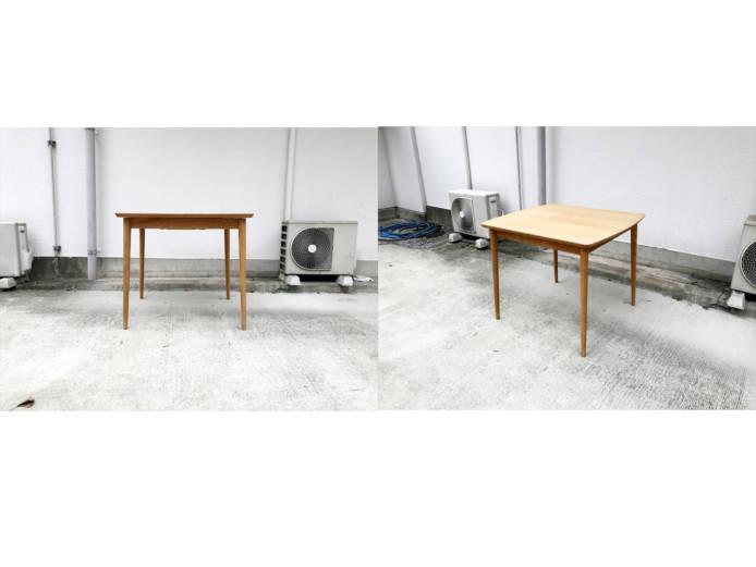 モモナチュラルダイニングテーブルとチェアセット詳細画像10