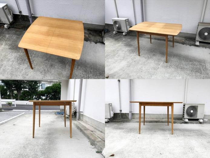モモナチュラルダイニングテーブルとチェアセット詳細画像9