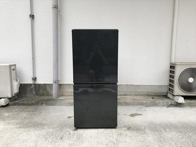 ユーイング2ドア冷蔵庫110リットル右開き