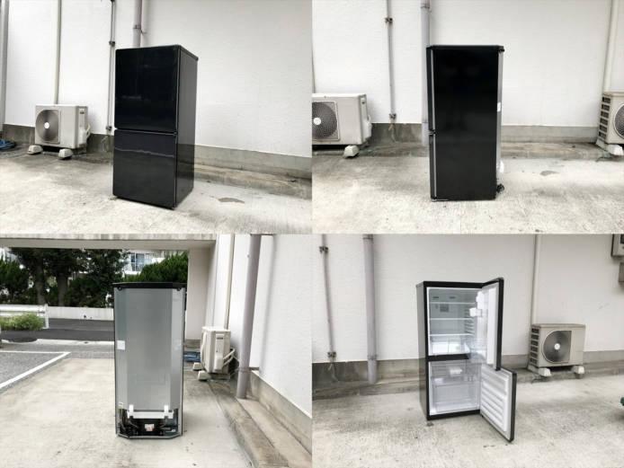ユーイング2ドア冷蔵庫110リットル右開き詳細画像4