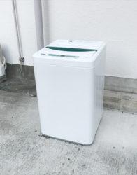ハーブリラックスヤマダ電機4.5キロ縦型洗濯機