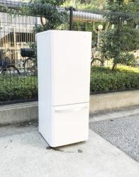 ハイアール168リットル右開き2ドア冷蔵庫