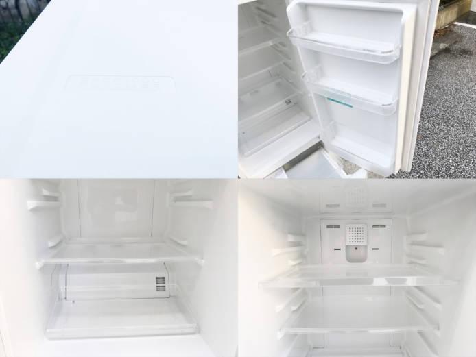 ハイアール168リットル右開き2ドア冷蔵庫詳細画像2