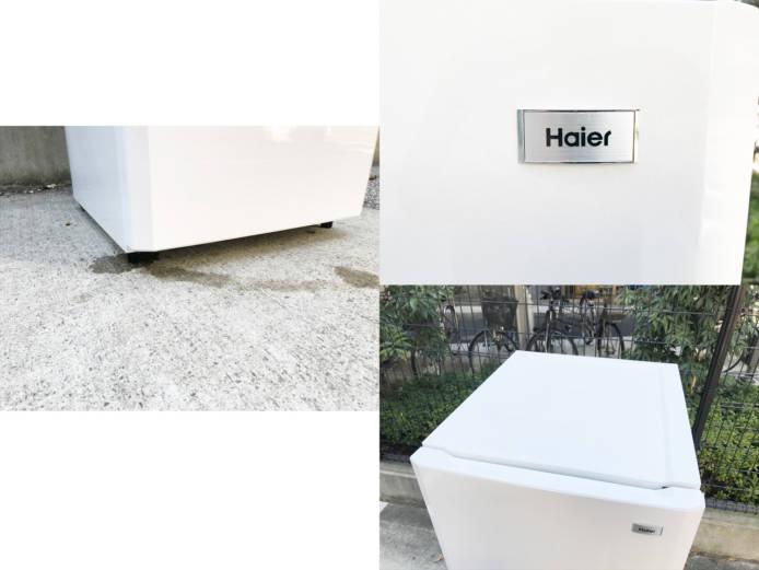 ハイアール168リットル右開き2ドア冷蔵庫詳細画像4