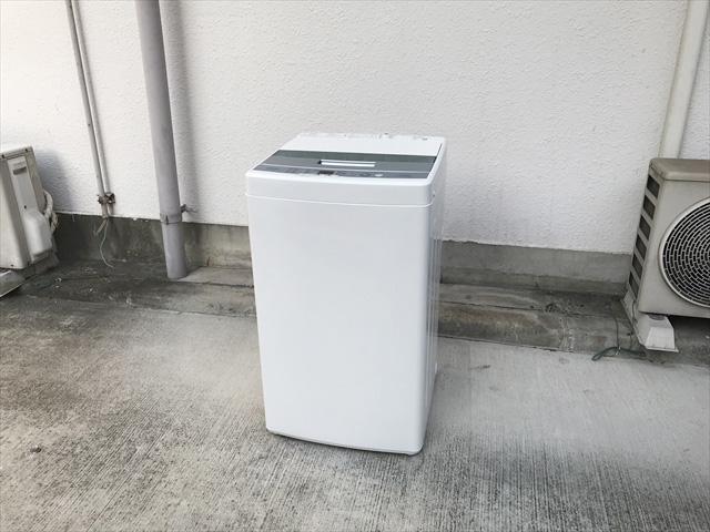 アクア全自動洗濯機AQW-S50E