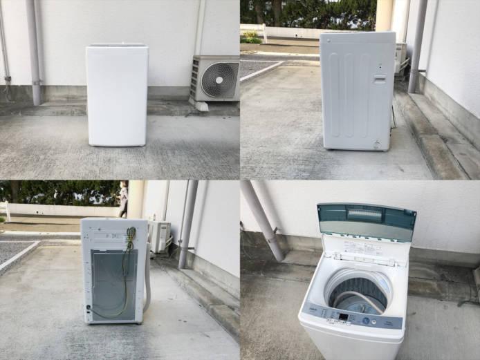 アクア全自動洗濯機AQW-S50E詳細画像4