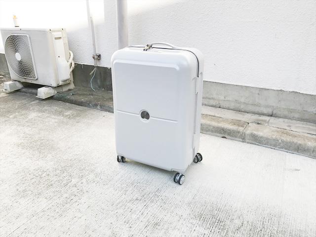デルセーチュネーレ68リットルスーツケース