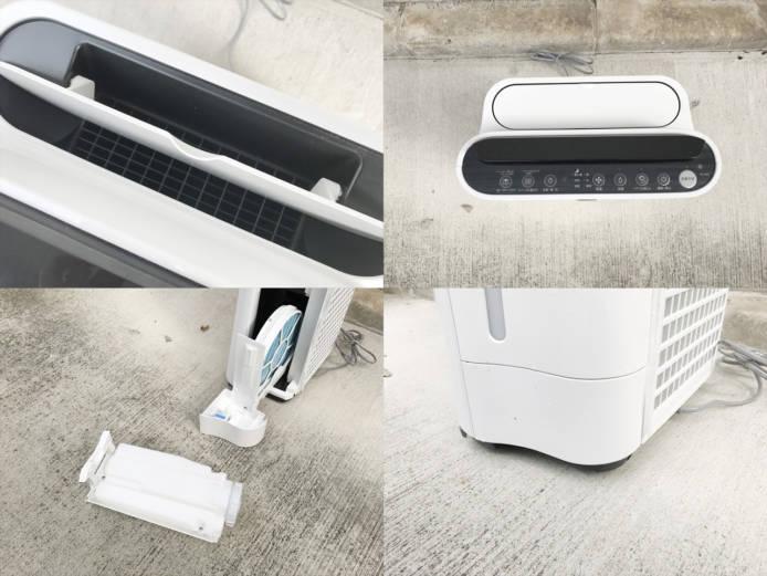 シャープ加湿空気清浄機スリムデザイン詳細画像2