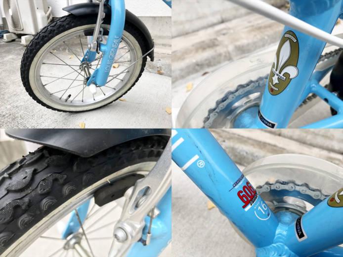 ルイガノ子供用自転車アルコバLGS16詳細画像2