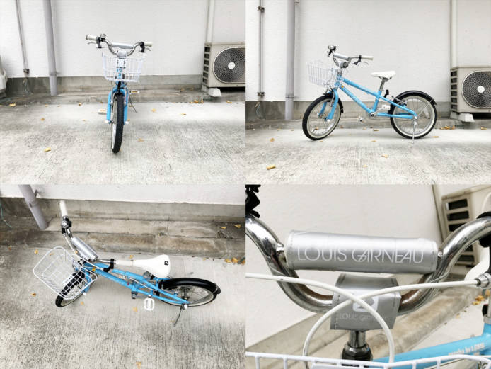 ルイガノ子供用自転車アルコバLGS16詳細画像5
