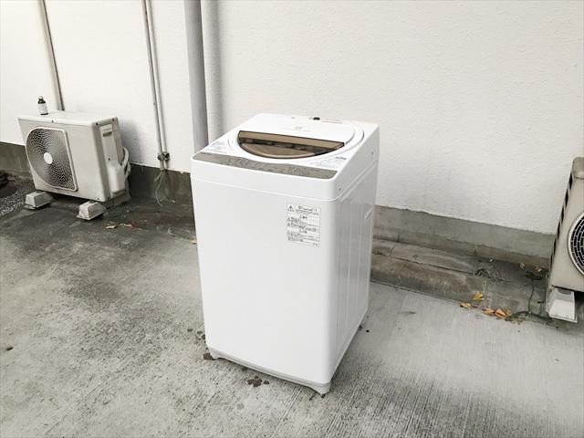 東芝6キロ洗濯機2017年製パワフル洗浄