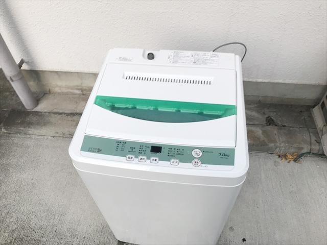 ハーブリラックス7キロ洗濯機ドライコース付