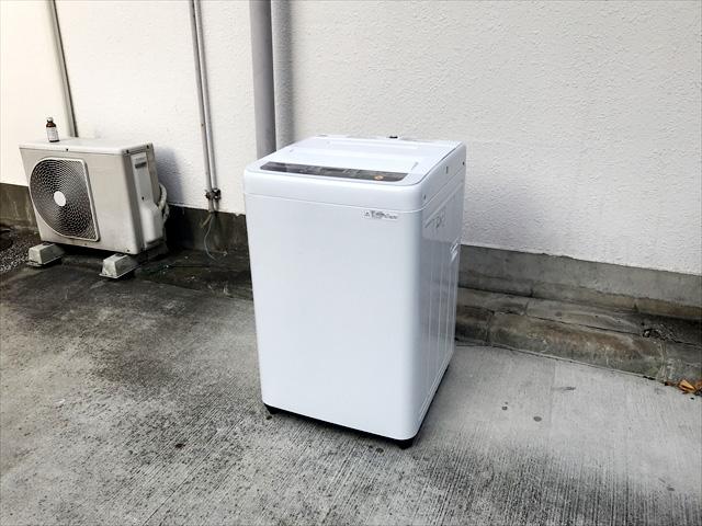 パナソニック6キロ洗濯機2019年製シングルタイプ