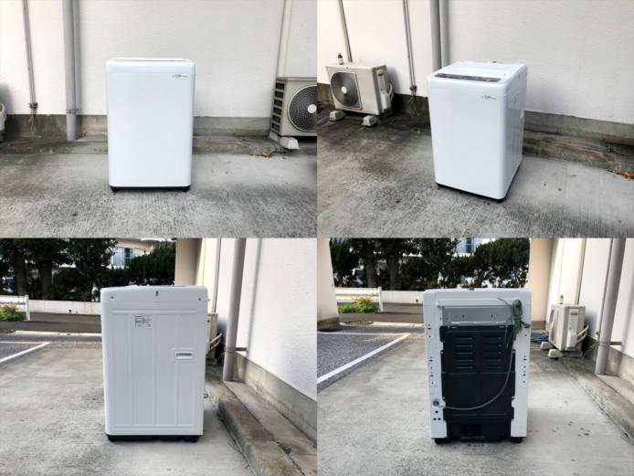 パナソニック6キロ洗濯機2019年製シングルタイプ詳細画像1