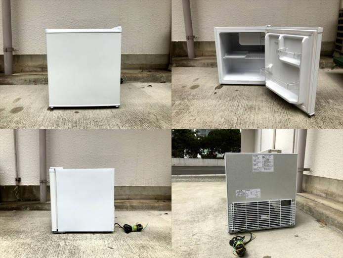 エスケイジャパン1ドア冷蔵庫45リットル2018年製詳細画像1
