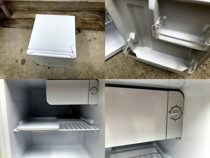 エスケイジャパン1ドア冷蔵庫45リットル2018年製詳細画像2
