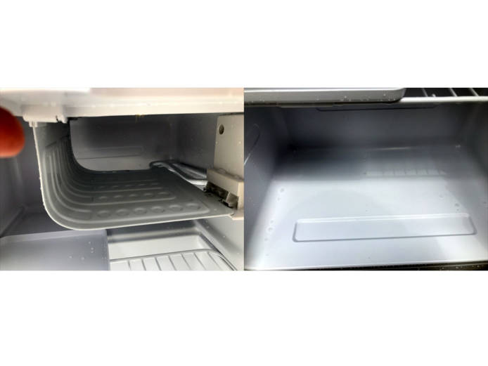 エスケイジャパン1ドア冷蔵庫45リットル2018年製詳細画像3
