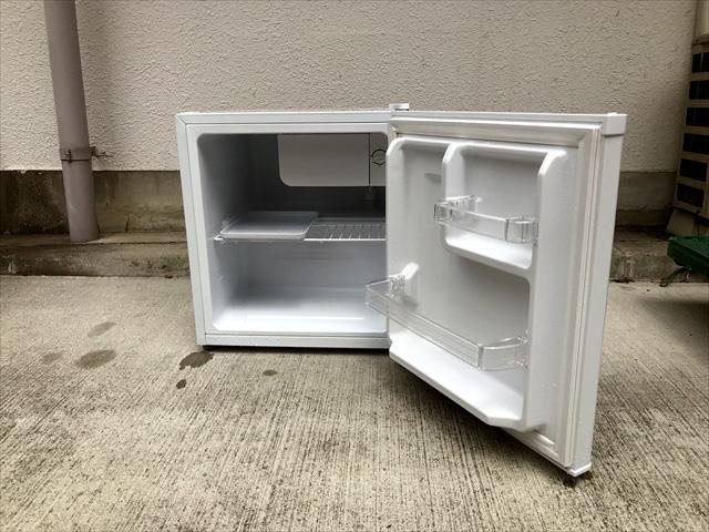 1ドア冷蔵庫45リットル2018年製