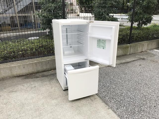 2ドア冷蔵庫コンパクト新デザイン