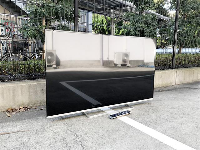 東芝55インチテレビ高画質レグザ