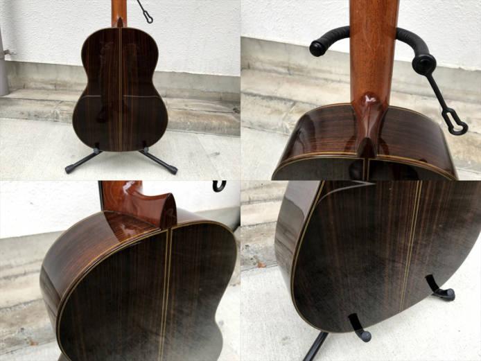 アリアクラシックギターA-100S詳細画像1