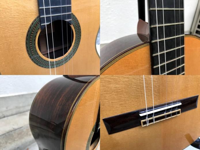 アリアクラシックギターA-100S詳細画像3