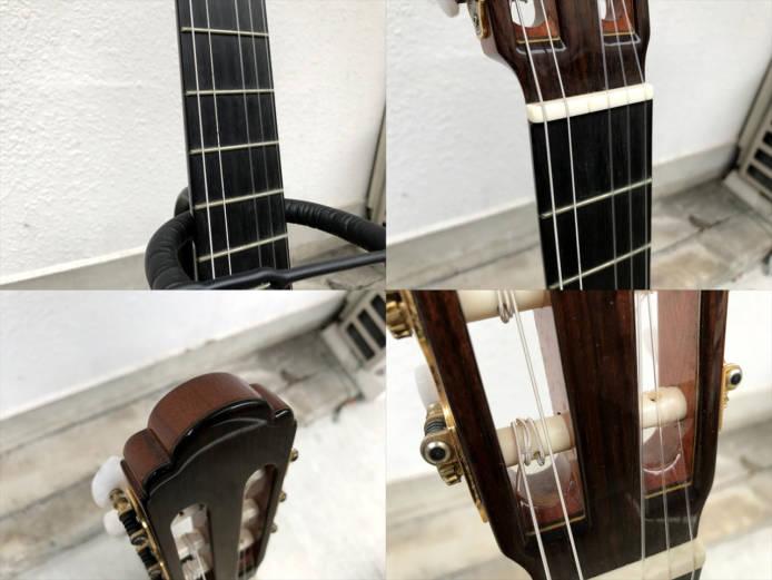 アリアクラシックギターA-100S詳細画像4