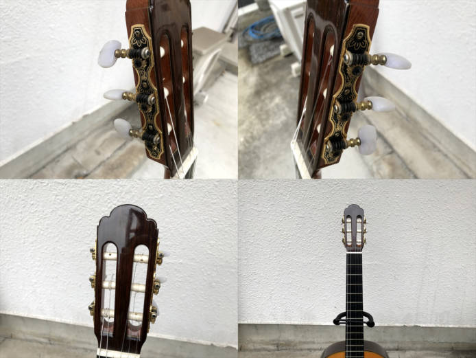 アリアクラシックギターA-100S詳細画像5