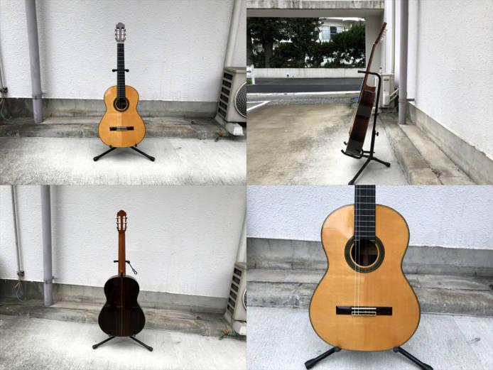 アリアクラシックギターA-100S詳細画像6