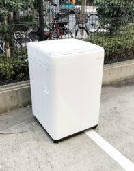 パナソニック5キロ洗濯機抗菌加工ビッグフィルター
