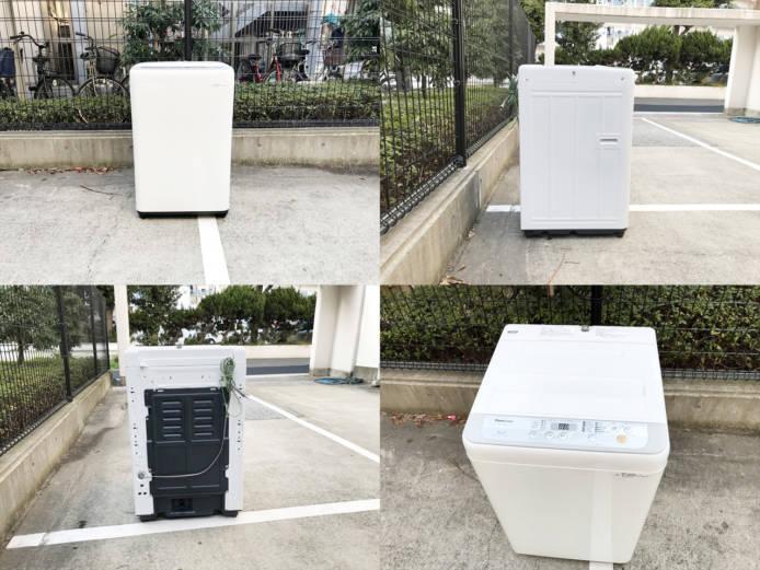 パナソニック5キロ洗濯機抗菌加工ビッグフィルター詳細画像4