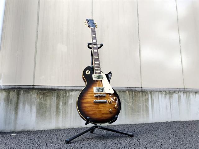 オービルレスポールスタンダードLPS-80Fギター