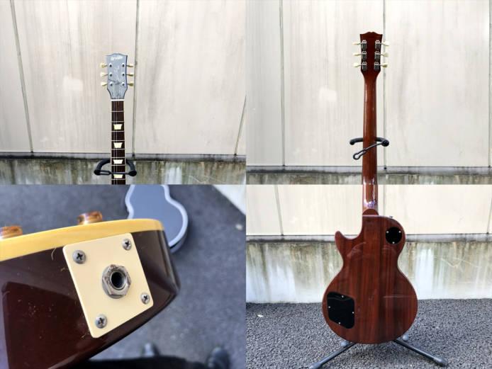 オービルレスポールスタンダードLPS-80Fギター詳細画像1