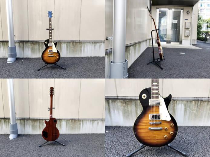 オービルレスポールスタンダードLPS-80Fギター詳細画像2