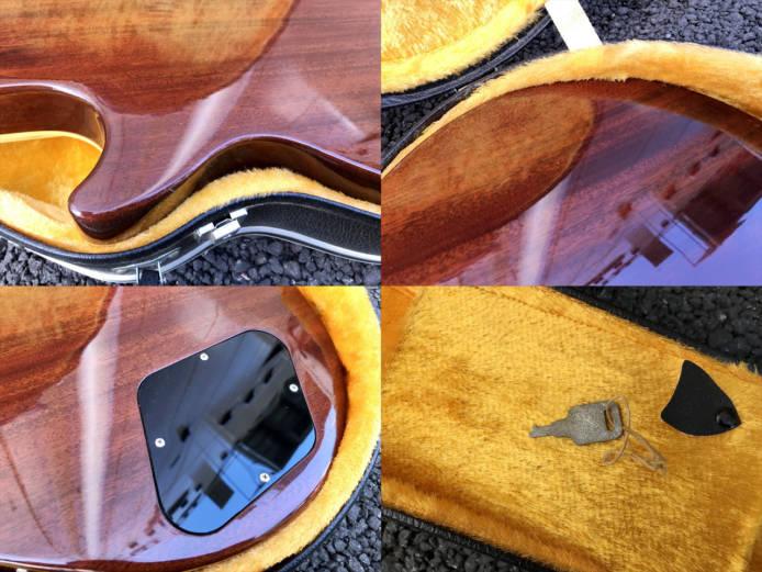 オービルレスポールスタンダードLPS-80Fギター詳細画像3