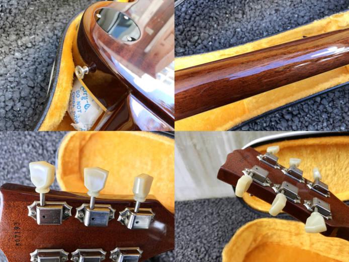 オービルレスポールスタンダードLPS-80Fギター詳細画像4