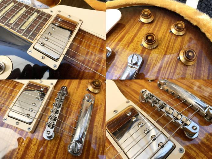 オービルレスポールスタンダードLPS-80Fギター詳細画像7
