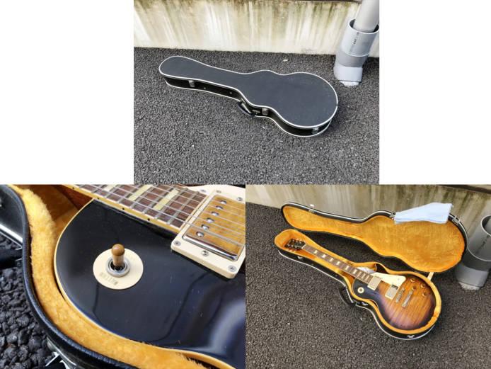 オービルレスポールスタンダードLPS-80Fギター詳細画像8