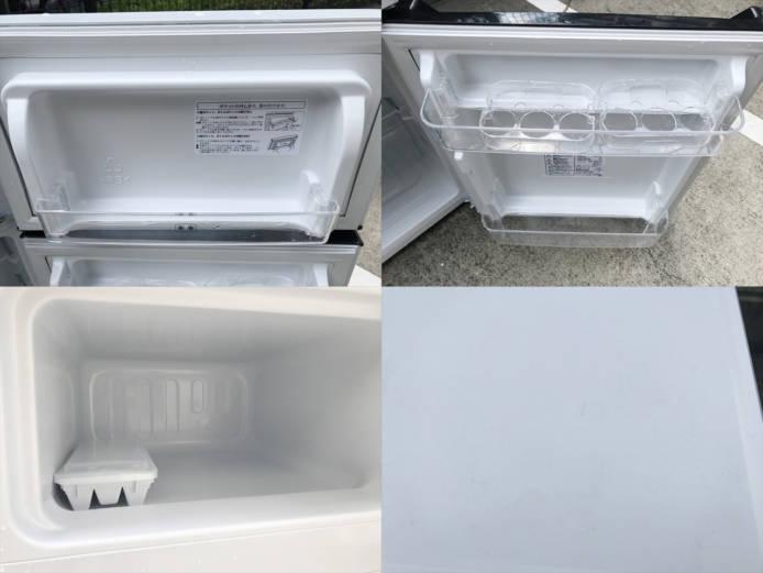 ハイセンス2ドア冷蔵冷蔵庫93リットル詳細画像3