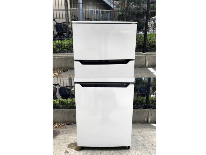 ハイセンス2ドア冷蔵冷蔵庫93リットル詳細画像5