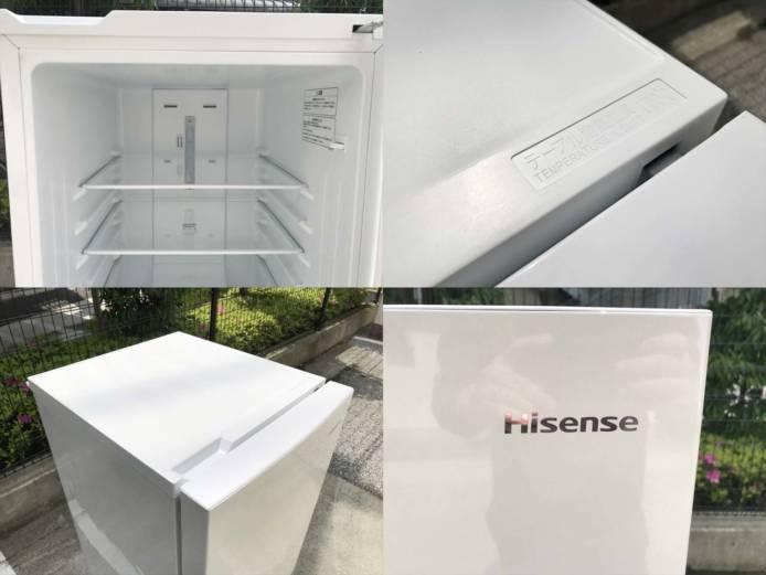 2ドア冷凍冷蔵庫2018年製詳細画像4