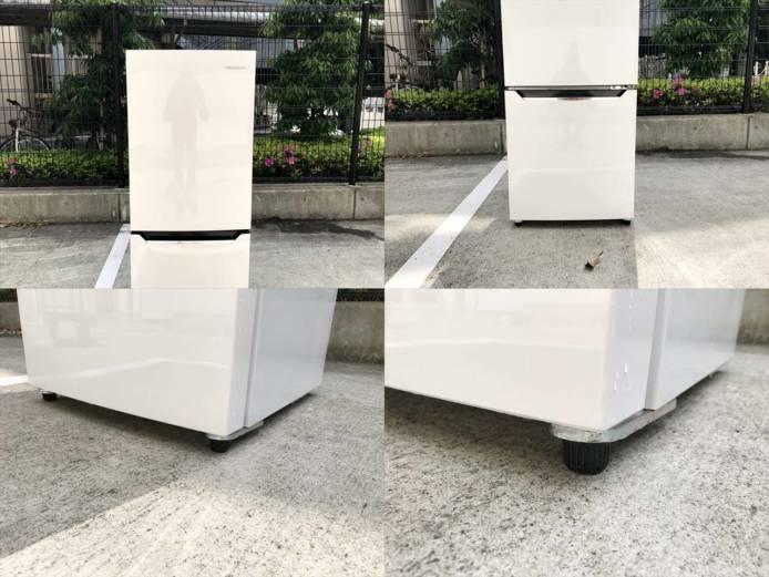 2ドア冷凍冷蔵庫2018年製詳細画像5